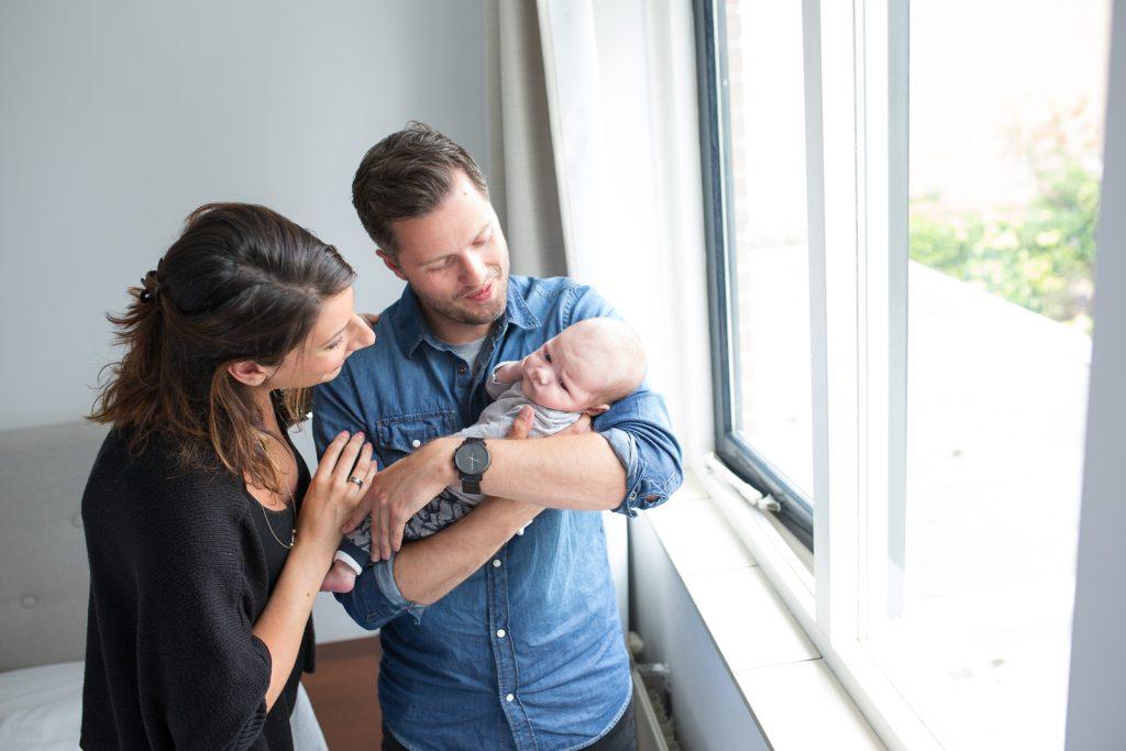 hoe bereid je je voor op een lifestyle newbornreportage baby newborn - laura elkhuizen fotografie